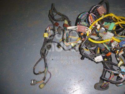 проводка ваз 2110 инжектор 16 клапанов
