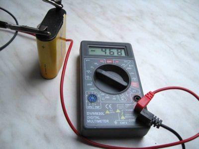 проверка модуля зажигания мультиметром