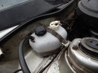 ваз 2110 объем охлаждающей жидкости