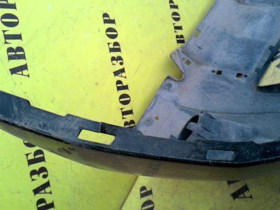 как снять решетку радиатора рено дастер