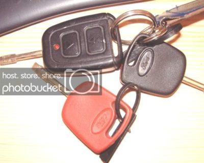 прописать ключ форд фокус 2