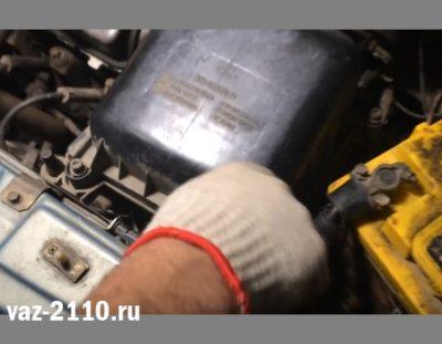 ошибка 8 на ваз 2110