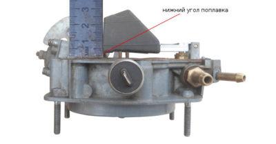 устройство карбюратора ваз 2109