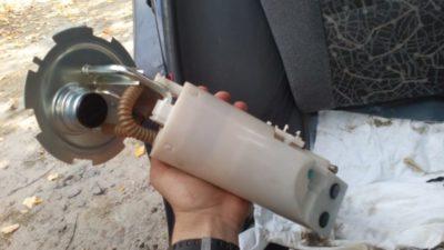 моторчик бензонасоса ваз 2110