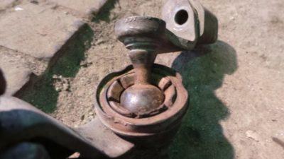 замена кулисы ваз 2109