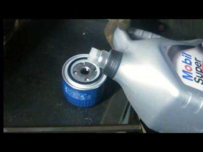 масляный фильтр нива шевроле