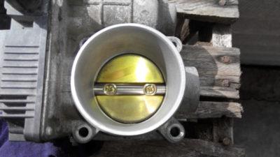 чистка дроссельной заслонки ваз 2110
