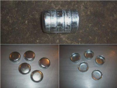 заглушки блока цилиндров ваз 2110