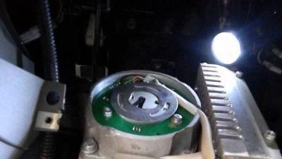 приора не работает электроусилитель руля
