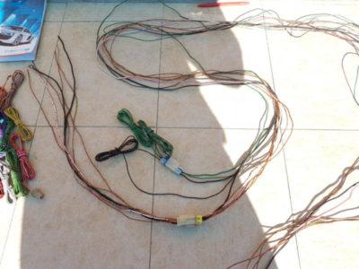 проводка ваз 2110 инжектор 8 клапанов