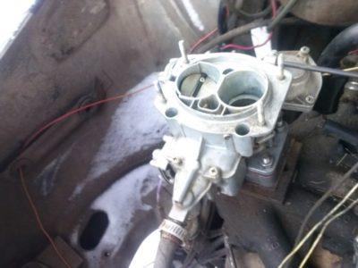 ваз 2110 8 клапанов карбюратор