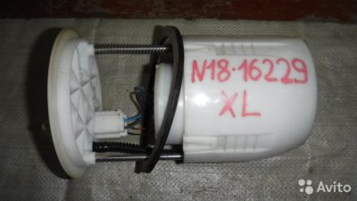 топливный фильтр шевроле авео