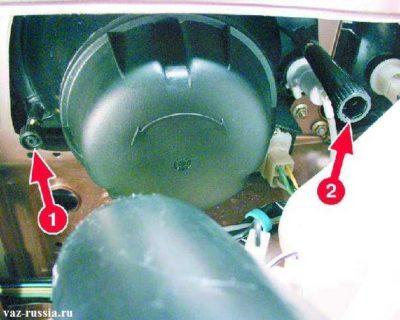 как поднять фары на ваз 2114