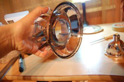 какие лампочки стоят в фарах ваз 2110