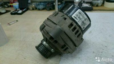 генератор на ваз 2112