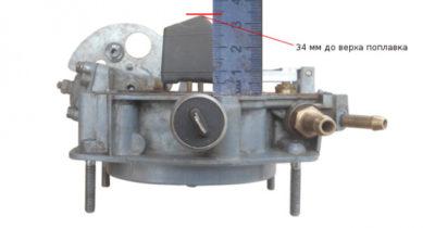 регулировка карбюратора ваз 21099