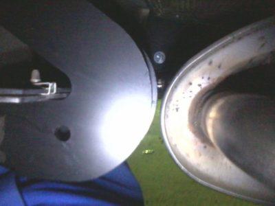 рено дастер установка фаркопа