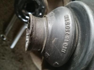 замена гранаты ваз 2109