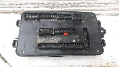 блок предохранителей ваз 2110 инжектор 16
