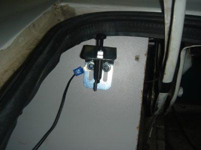 установка сигнализации на рено дастер