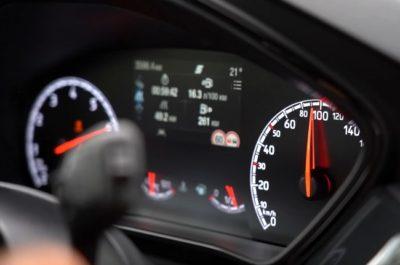 расход топлива форд фокус