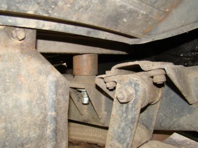 установка пневмоподвески на уаз
