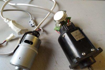 как подключить двигатель на 220 вольт
