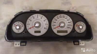 рено дастер панель приборов обозначения