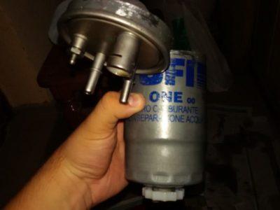топливный фильтр через сколько менять