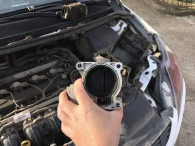 промывка форсунок форд фокус 2