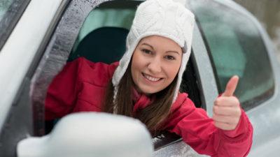сколько надо греть машину зимой