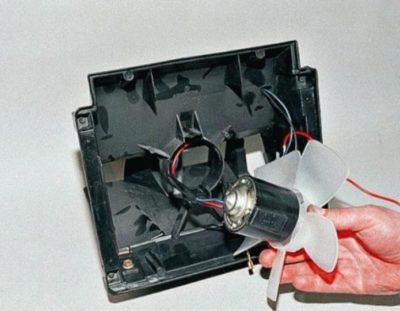 модернизация печки ваз 2106