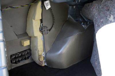 как открыть багажник форд фокус 2
