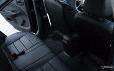как снять заднее сиденье ниссан альмера классик