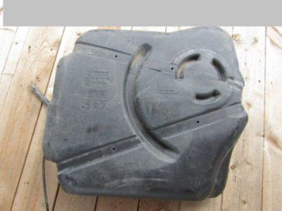 фольксваген поло объем топливного бака