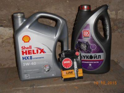какой бензин заливать в приору