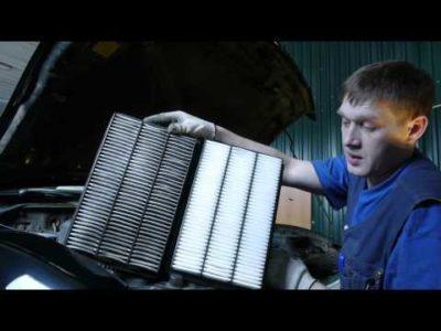 как часто менять воздушный фильтр