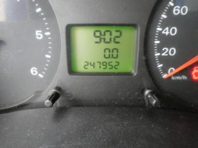 форд транзит расход топлива на 100 км дизель