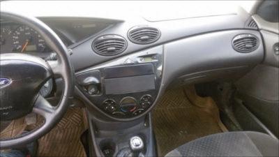 установка магнитолы форд фокус 2