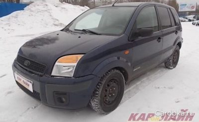 как завести форд фьюжн в мороз