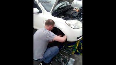 как завести машину напрямую