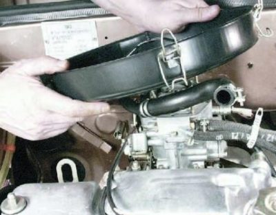 ваз 2107 регулировка клапанов
