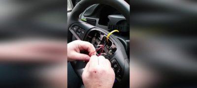 установка сигнализации на шевроле круз