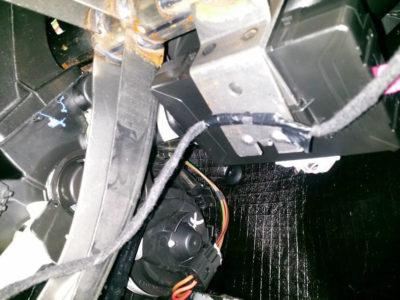 установка кондиционера лада гранта