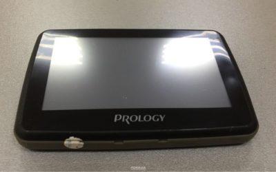 как обновить навигатор prology