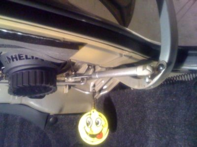 как открыть багажник форд фокус 3