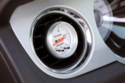 расход топлива форд мустанг