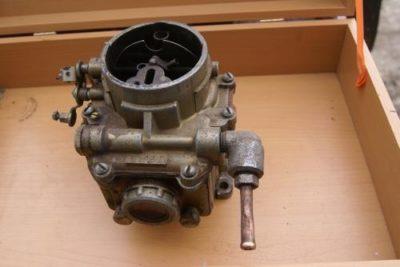 регулировка карбюратора газ 3307