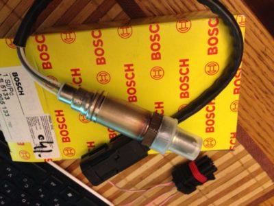 как проверить кислородный датчик мультиметром
