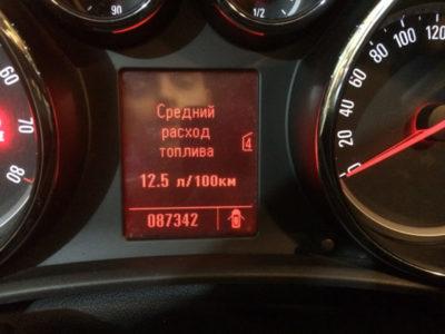 пежо 307 расход топлива